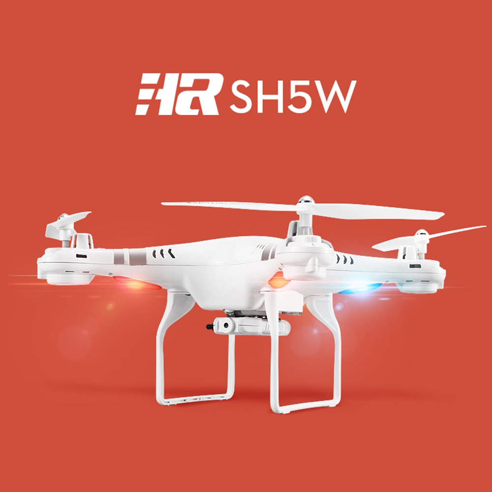 Newest SH5 SH5W Wifi FPV Quadcopter RC Drone with HD Camera 3D Headless mode4CH 6-axis Gyro RC Quadcopter RTF VS syma X5SW X5C 2016 newest 2 4g 4ch 6 axis gyro wifi fpv camera rtf rc quadcopter with one key return cf mode 3d flip high hold mode rc drone