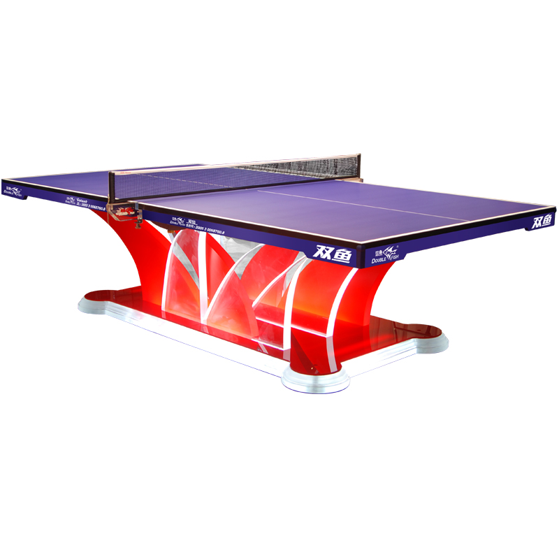 Premium Double Fish Volant Wing 3 ITTF Approved Official Pingpong Table Tennis Table For International Tournament 25mm Thick