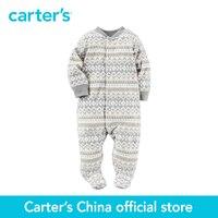 Carter S 1 Pcs Baby Children Kids Fleece Snap Up Sleep Play 115G164 Sold By Carter