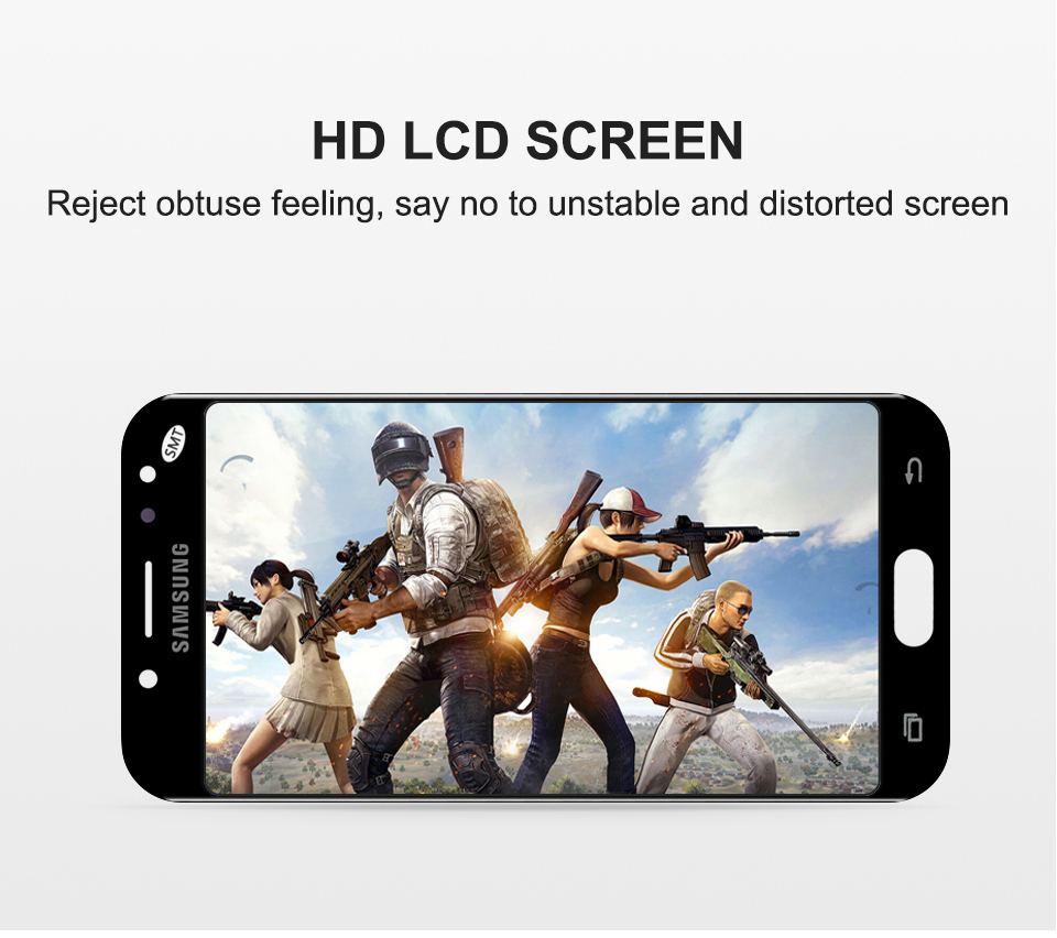 Adjustable LCD Galaxy J530 2017 For Samsung J5 2017 Display Touch Screen Digitizer J5 Pro J530 J530F LCD 5.2'' inch