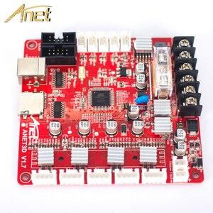 Anet imprimante 3D accessoires & pièces carte mère carte de contrôle Componenti Stampante 3D pour Anet A8 A6 A3 A2 Reprap Prusa I3