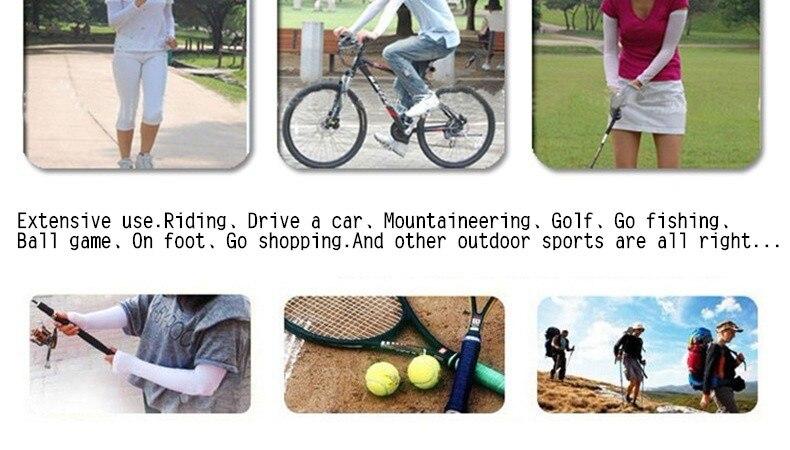 camadas ciclismo aquecedores de braço unisex protetor