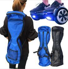 Portable 6.5/8/10 Inch scooter Backpack Shoulder Carrying Bag for 2 Wheel Electric Self Balance Scooter Travel Knapsack