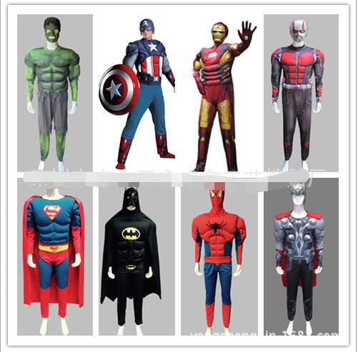 On Sale Adult Menu0027s Muscle Hulk Halloween Costume Marvel Avengers Superhero Fantasy Movie Fancy Dress Cosplay  sc 1 st  AliExpress.com : hulk costume for men  - Germanpascual.Com