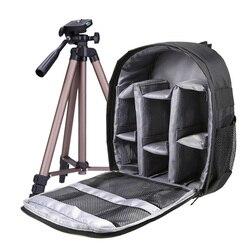 Andoer DSLR Kamera Tasche Im Freien Kleine Kamera Video Rucksack Wasser-beständig Multi-funktionale Atmungsaktive Kamera Taschen