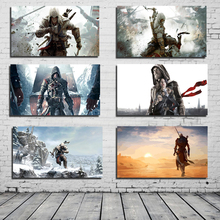 Nordic Poster Game Best Wallpaper Canvas Painting Print Living Room Home Decoration Modern Wall Art Oil Posters HD