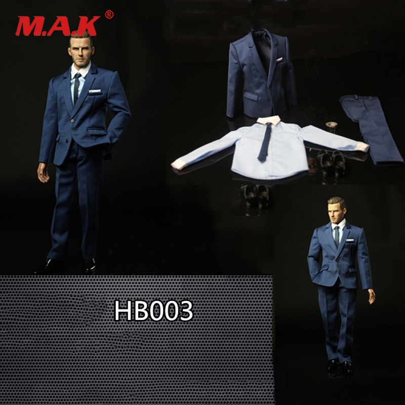 1/6 Scale Male Figure Accessory HB003 Gentleman Suit Set & Shoes Set model for 12 Action Figures Model Body Accessories1/6 Scale Male Figure Accessory HB003 Gentleman Suit Set & Shoes Set model for 12 Action Figures Model Body Accessories