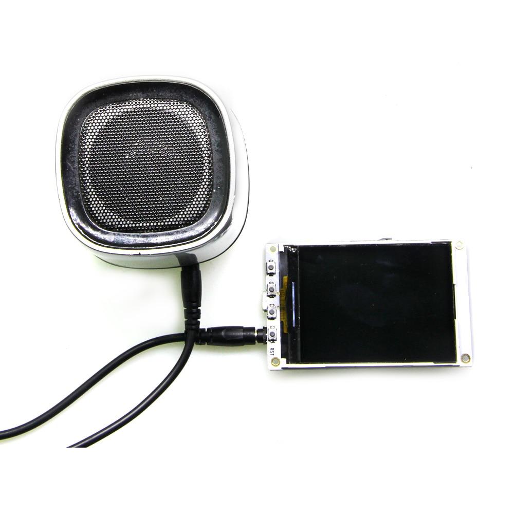 Wemos® TTGO TM Music Albums 2.4 Inch PCM5102A SD Card ESP32 WiFi + bluetooth Module