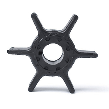 цена на 1 Pcs Water Pump Impeller For Hidea 2 Stroke 9.9/15HP 4 Stroke 8/9.9/15HP Outboard Motor Rubber Diameter 2.1*2.1*0.6″ 6 Blades