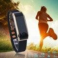 Hot Pulsera Bluetooth Llamada de Recordatorio Sueño Actividad Rastreador de Fitness Inteligente Banda