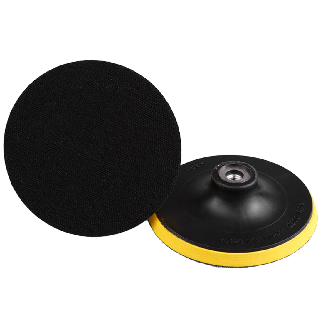 Self-adhesive Sand Paper Pad Sander Disc Disk Sandpaper For Electric Grinder Polisher Machine Polishing Disc Abrasive Tool