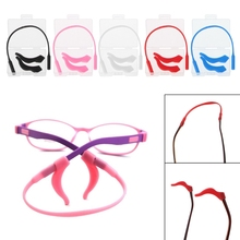 Kid Eyewear Glasses Neck Retainers Spectacle Head Sport Safety Strap Cord Holder
