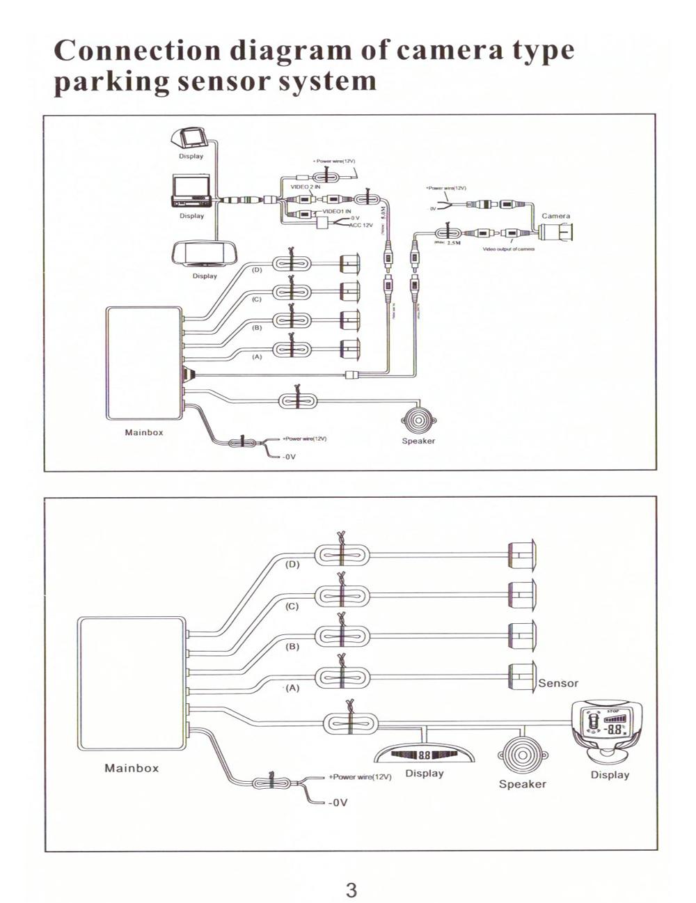 mercedes parking sensor