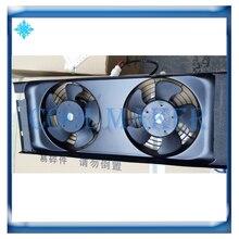 Строительный автомобиль кондиционер электронный радиатор охлаждения конденсаторный вентилятор