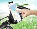 Rotary Ajustable SOPORTE para TELÉFONO CELULAR Móvil Para Bicicleta de Manillar Montaje Stands Para Doogee Turbo 2 DG900 X9 MINI T5S