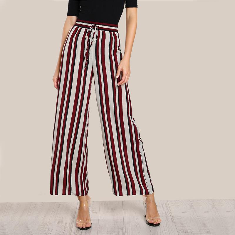 HTB1x1SESVXXXXbJXFXXq6xXFXXXu - FREE SHIPPING Women Striped Pants Elastic Waist JKP103
