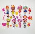 8 UNIDS Lote original Mini muñecas Lalaloopsy botón ojos ALICE IN WONDERLAND PRÍNCIPE GUAPO Niños animación juguetes de niña