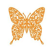 98*100mm Carbon Steel Cut Template Butterfly Cutting Die Scrapbooking  Embossing Stencils DIY Album Photo