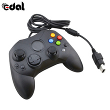 EDAL Wired USB Game Controller Handle Double Shock Joypad Remote Joystick Gamepad Best For Xbox