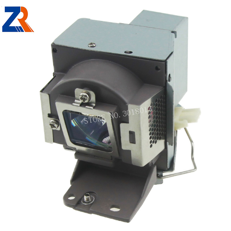 ZR Hot Sales 100% New Original Projector Lamp With Housing Model 5J.J5205.001 For MS500/MS500+/MS500P/MS500-V/MX501/MX501V 5j j5205 001 original bare lamp for projector benq ms500 mx501 mx501 v ms500 projector
