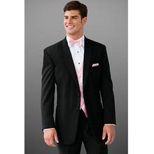 fashion men suit high quality for groom tuxedo black tailor suits for wedding dress 3 piece suits