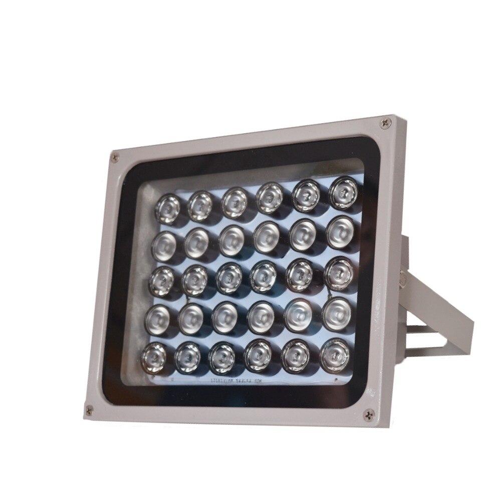 AC 220V CCTV LED 30 pièces LED IR IR illuminateur infrarouge lampe IP66 Imperméable de télévision en CIRCUIT FERMÉ DE Vision Nocturne Lumière de Remplissage pour Caméra DE VIDÉOSURVEILLANCE