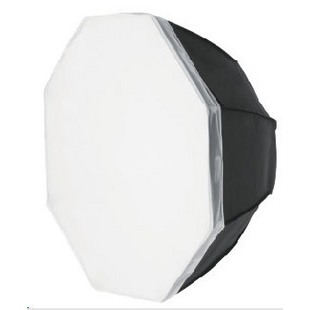 Godox 120cm Octagon Flash Speedlite Studio Photo Light Soft Box Umbrella Softbox with Bowens mount  diameter photographic cd50 godox studio flash accessories octagon softbox 37 95cm bowens mount with the gird for studio strobe flash light