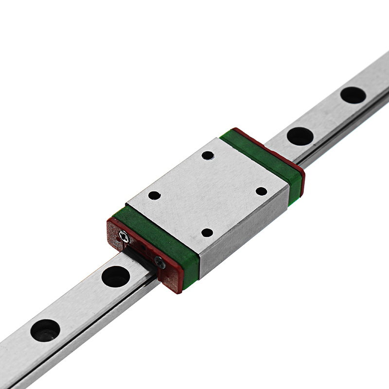 1pc 300mm Length MGN7 Linear Rail Guide + MGN7H Linear Rail Block CNC Tool Fit For 3D Printers