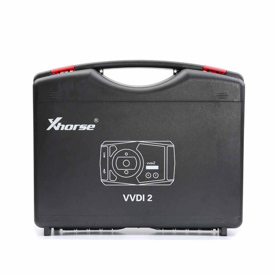 النسخة الكاملة 13 إذن Xhorse VVDI2 مفتاح مبرمج ل V-W/أودي/بي ام دبليو/بورش V6.6.6