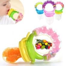 1Pcs Fresh Food Nibbler Baby Pacifiers Feeder Kids