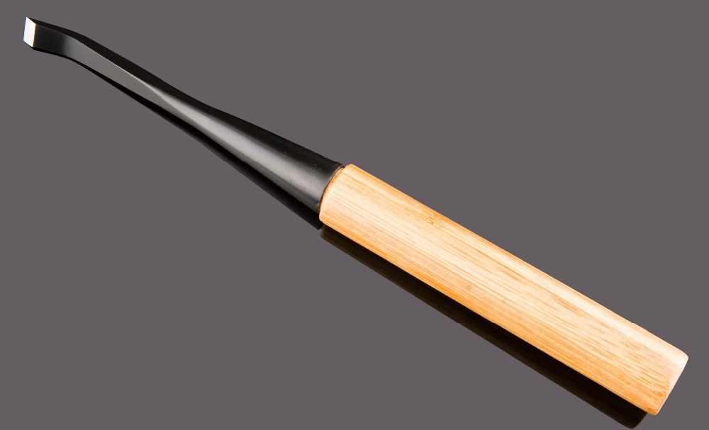 Bonsai graver/carving tools master grade vervaardigd via tianbonsai ctc-07