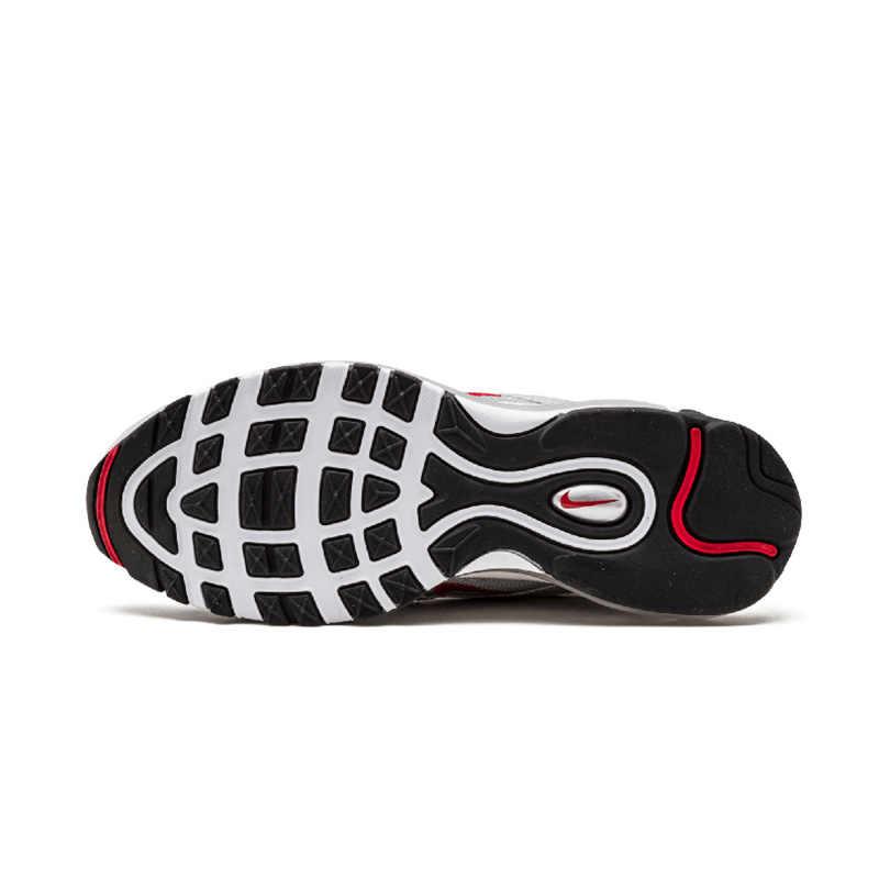 Оригинальный Nike Оригинальные кроссовки Air Max ОГ 97 QS Для женщин дышащие кроссовки уличная спортивная обувь с низким верхом кроссовки Брендовая Дизайнерская обувь