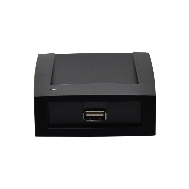 Black USB Reader And Writer For 125khz /134.2khz Dual Frequency FDX-B FDX-A  Protocol
