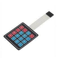 5PCS34*4 4×4 Matrix Array Keyboard 16 Key Membrane Switch Keypad For arduino DIY Starter Kit