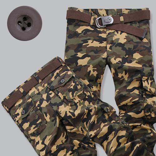 10 Colores Tácticos Militares Pantalones Hombres Pantalones de Camuflaje Pantalones Cargo Pantalones de Camuflaje Pantalones Camuflaje Pantalones de Carga Militares