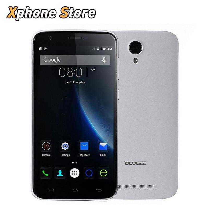 Original Doogee Valencia 2 Y100 Plus Android 5 1 5 5 inch 4G LTE 16GB 2GB