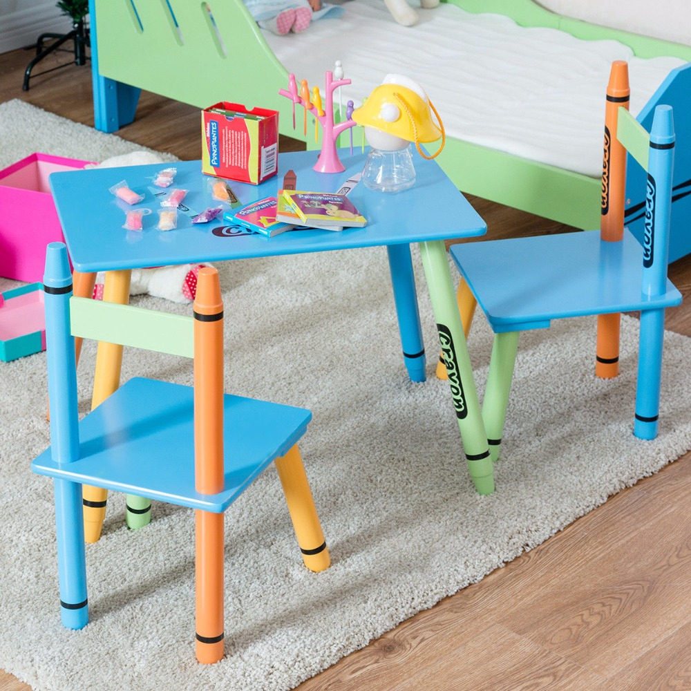 toddler table and chairs s-l1600 (1)
