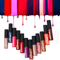 12 Colors Set Makeup Matte Lipstick Lip Gloss Pencil Beauty Long Lasting  jan14