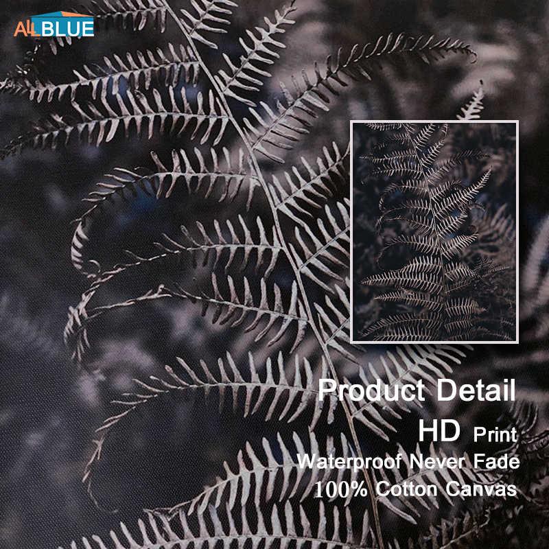 الاسكندنافية الصحراء الغابات طبيعة المشهد جدار الفن طباعة اللوحة قماش المشارك الشمال نمط مجردة خطوط جدار الصورة ديكور