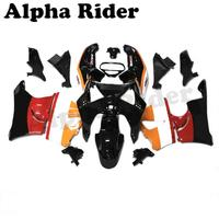 Motorcycle Racers ABS Fairings Body Cover Frame Guard Kits 17 Pcs For Honda CBR919RR 98 99