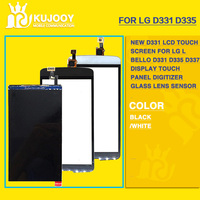 Neue D331 LCD Touchscreen Für LG L bello D331 D335 D337 Display Touch Panel Digitizer Glaslinse Sensor