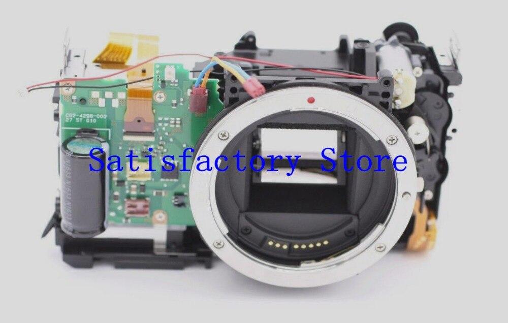 90% nouveau petit corps pour Canon 1300D (rebelle T6) boîtier miroir avec alimentation et lecteur de carte PCB + obturateur