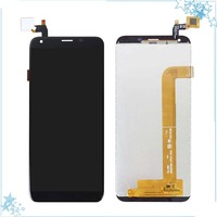 Black/White For Oukitel K5 LCD Display+Touch Screen Screen Digitizer Assembly Repair Parts LCD Glass Panel
