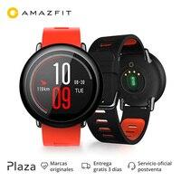 Xiaomi Amazfit A1612B темп gps бег Smartwatch сердечного ритма обнаружения устройства Смарт часы браслет Xiaomi Amazfit Спорт