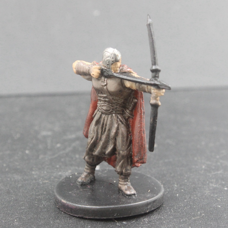 D&D Miniatures Dungeon Command Heart Of Cormyr ELF ARCHER #07