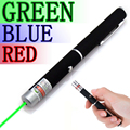 High Quality Powerful Green/Red /Blue Laser Pointer Pen Beam Light 5mW Caneta Laser