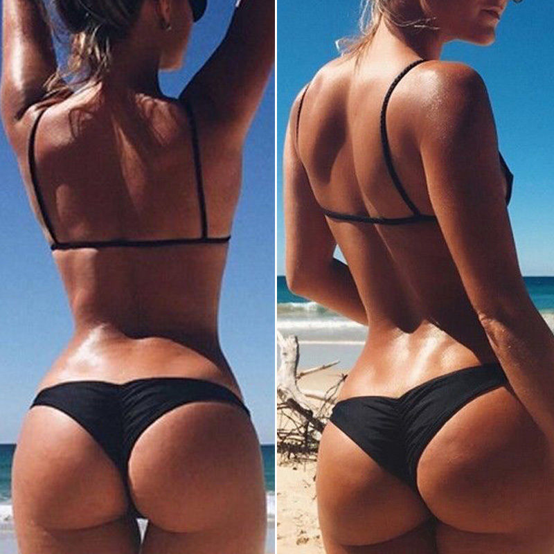 Top Sale Brazilian Bikini Bottoms Women V Shape Sexy Biquines Swimsuit Thong Tanga Pantie Biquini Underwear Beach Bathing Suit ishine 2017 v shape sexy brazilian bikini bottom women swimwear swimsuit trunk tanga micro briefs panties pnderwear thong bikini
