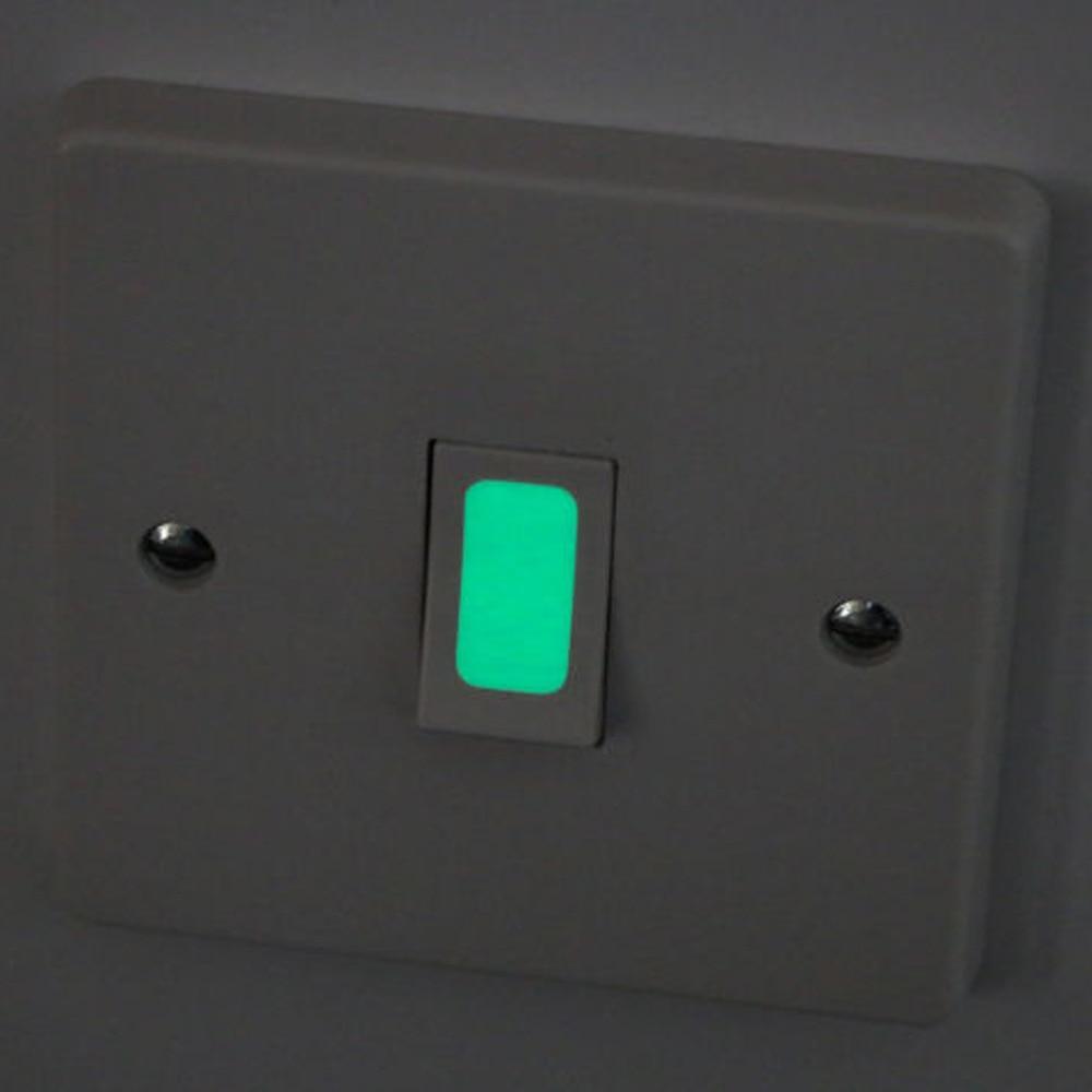 10pcs light switch sticker decor creative night light for Decor light switch