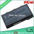 Nueva batería del ordenador portátil para MSI MS1736 CX620 A6205 CX500 CR630 CX623 BTY-L74 bty-l75, envío gratis