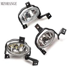 MZORANGE 1/2pcs Fog Light Foglamp Halogen/Led Bulb No Bulb For HONDA CRV RE1 RE2 RE4 2010 2011 LH/RH 33950-SWA-H11/33900-SWA-H11 цена 2017